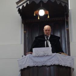 34 IGEI SZOLGÁLAT - dr. Kis Boáz  - SZERNYEI REFORMÁTUS TEMPLOM