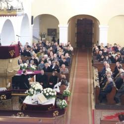 A református templomban