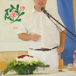 dr. Birkás Antal, az Egyházi, Nemzetiségi és Civil Társadalmi Kapcsolatokért Felelős Államtitkárság főtanácsosa