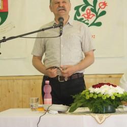 dr. Kövér László, a magyar Országgyűlés elnöke