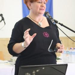 Laczkó Gabriella, lelkész, szociológus