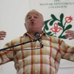 dr. Tőkéczki László, történész, a Dunamelléki Református Egyházkerület főgondnoka