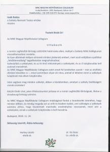 MNC - TILTAKOZÁS 2018.11.24.